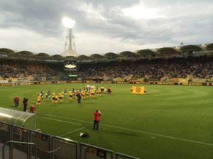Het stadium van Roda JC in kerkrade